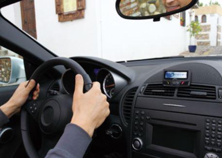 Système mains-libres Bluetooth® CK