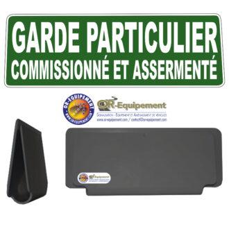CLIP RETRO-REFLECHISSANT GARDE PARTICULIER