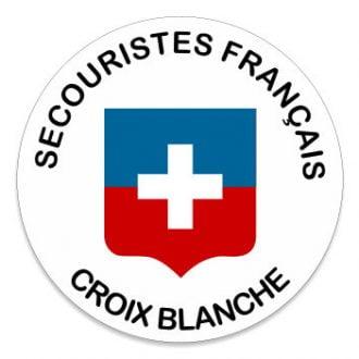 Kit plaques magnétiques Croix Blanche (X3)
