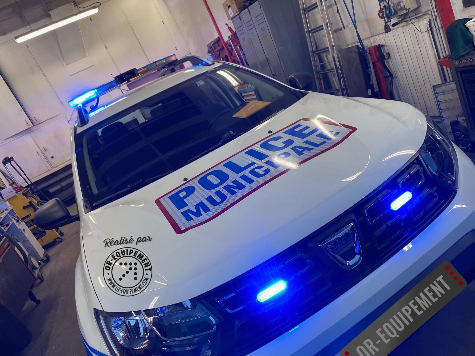 Police municipale – Dacia Duster