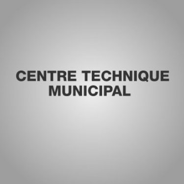 Centre technique municipal